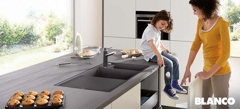 BLANCO SPÜLEN   Innovationen Für Die Küche